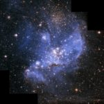 Infant Stars in deep space